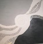 Acryl, 100 cm x 100 cm